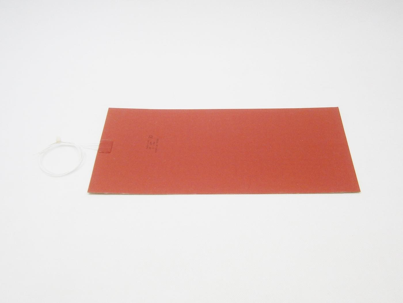 12V/ 80W topná folie ohebná, samolepící, silikonová (400x 200mm) TF544