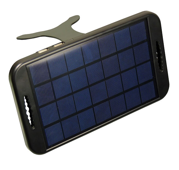 Solární přenosný panel POWERplus CAMEL 3W s USB