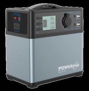 Záložní zdroj POWERplus Wallaby 36Ah 400Wh