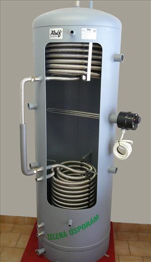 Akumulační nádrž FE AKU SOL 250 l