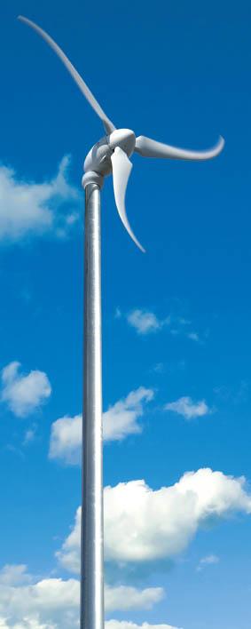 Větrná elektrárna SKYSTREAM 3.7