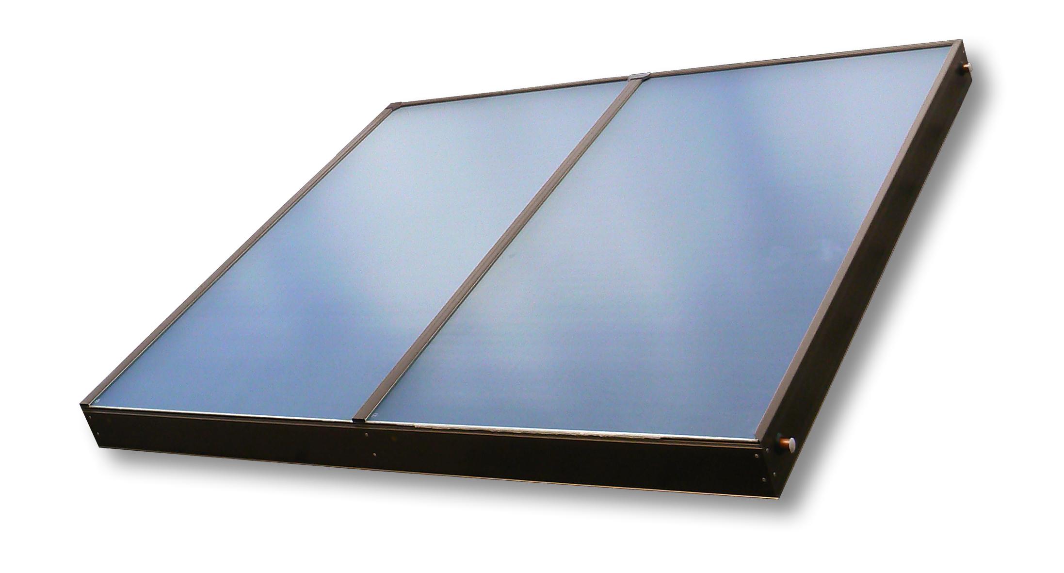 Velkoplošný solární kolektor SUNTIME 2.2