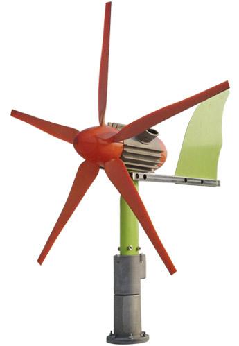Větrná turbína JPT-100 DIY Kit