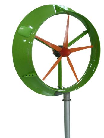 Větrná turbína JPS-200