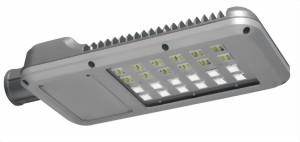 Pouliční LED lampa 30 W