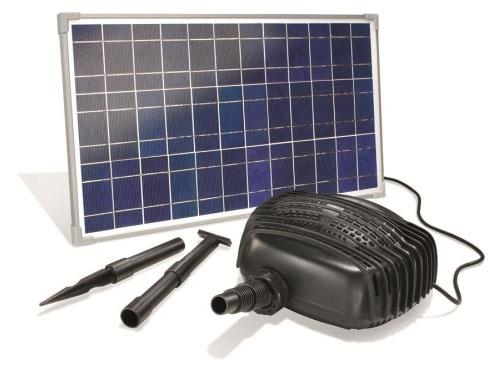 Solární pumpa Garda