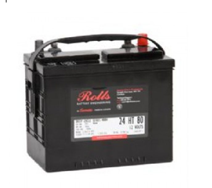 Baterie Rolls 4000 24HT80