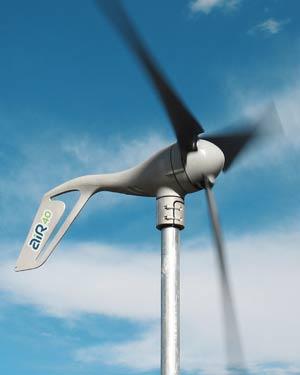 Malá větrná elektrárna Air 40 Turbine