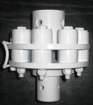 Tlumič vibrací pro větrné generátory Black Wind 300 a 600