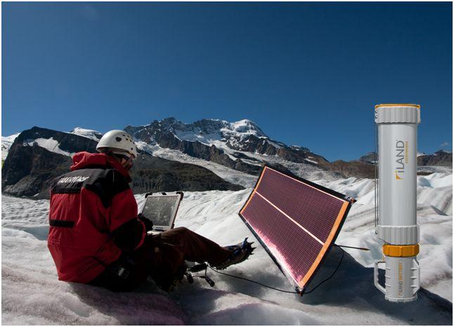 Přenosný mini solární systém TUBA