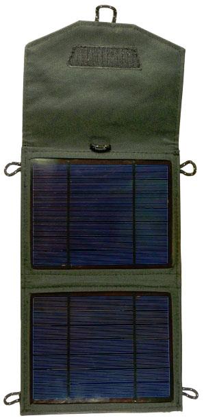 Tiger - solární skládatelný panel 5W