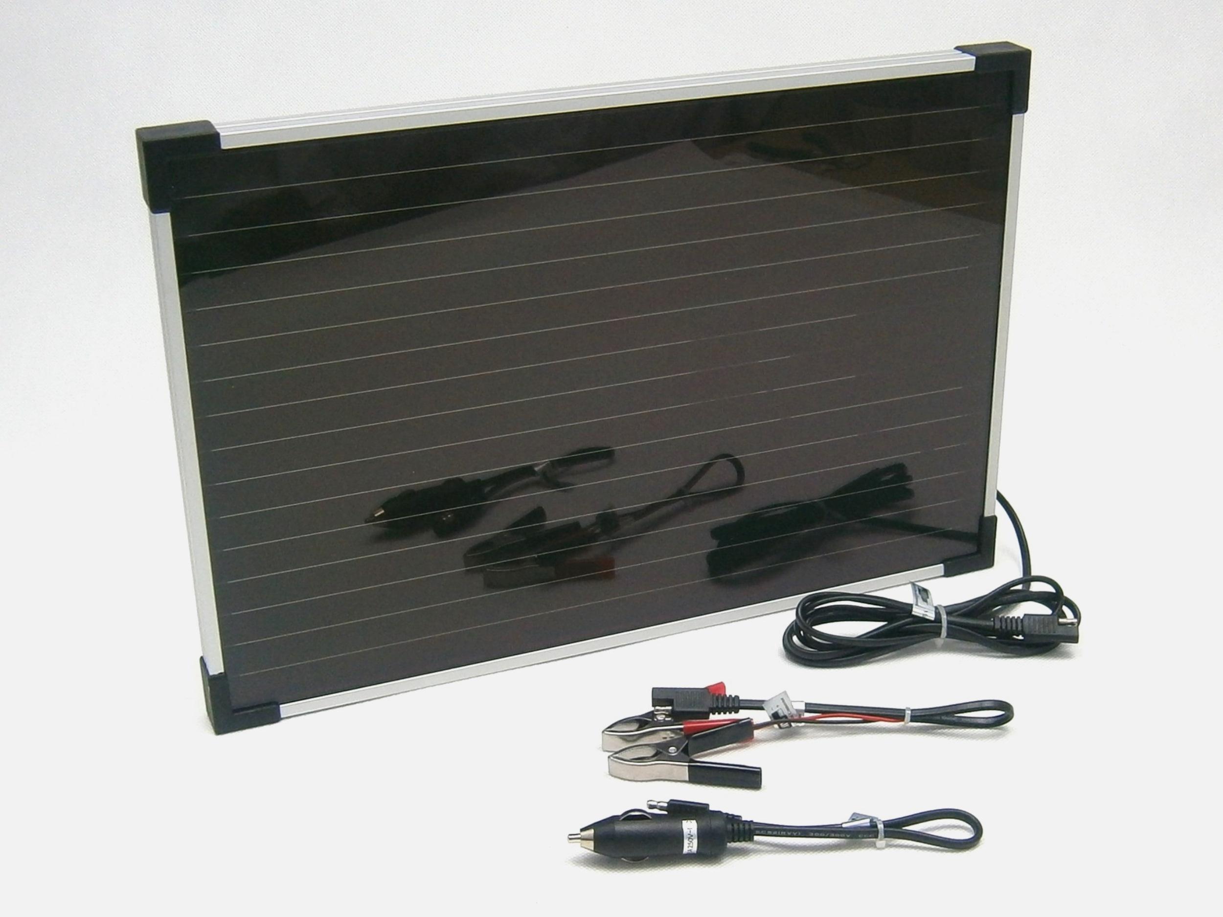 Solární nabíječka autobaterie SN69