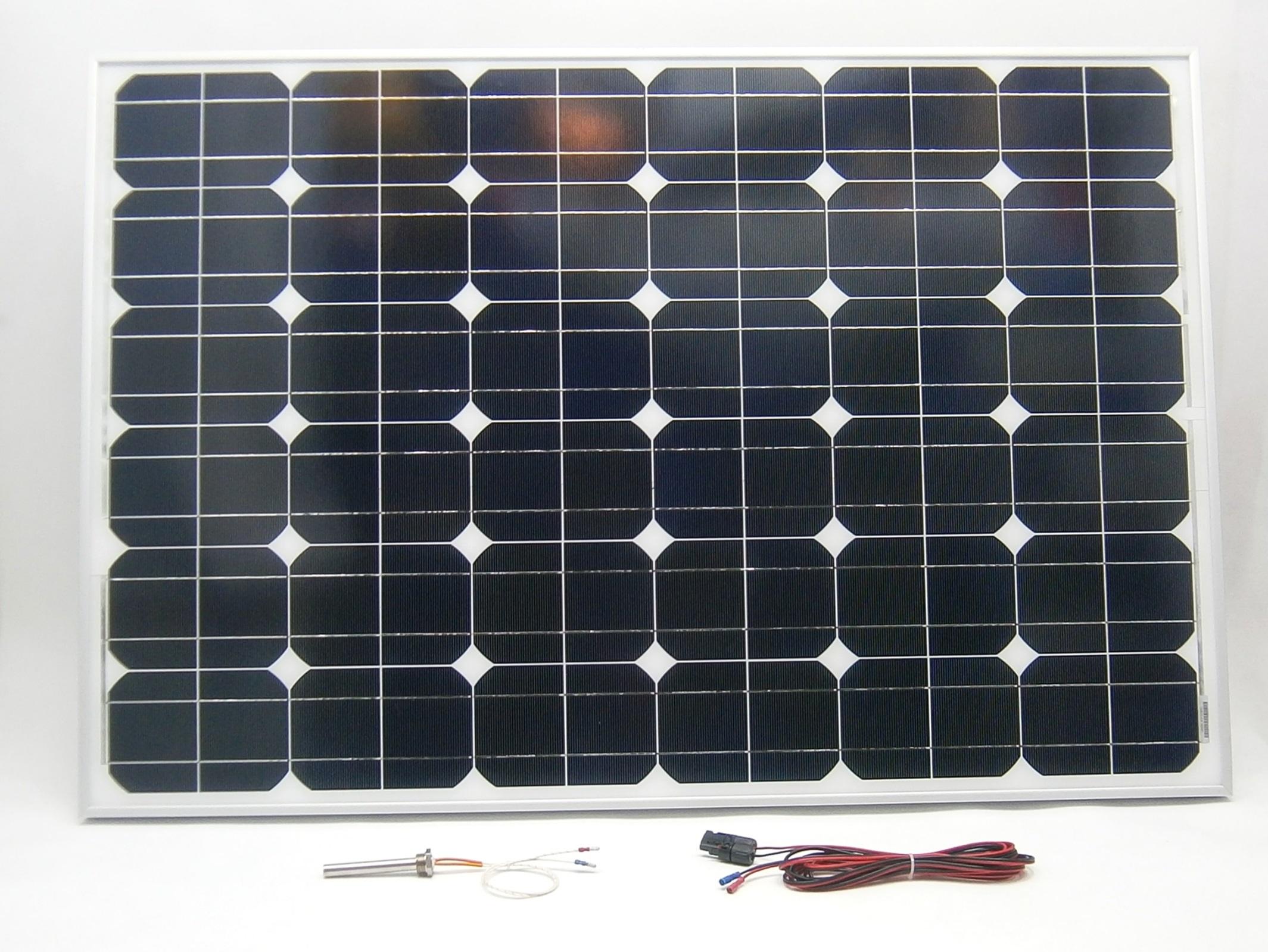 Solární sytém pro ohřev SOV58
