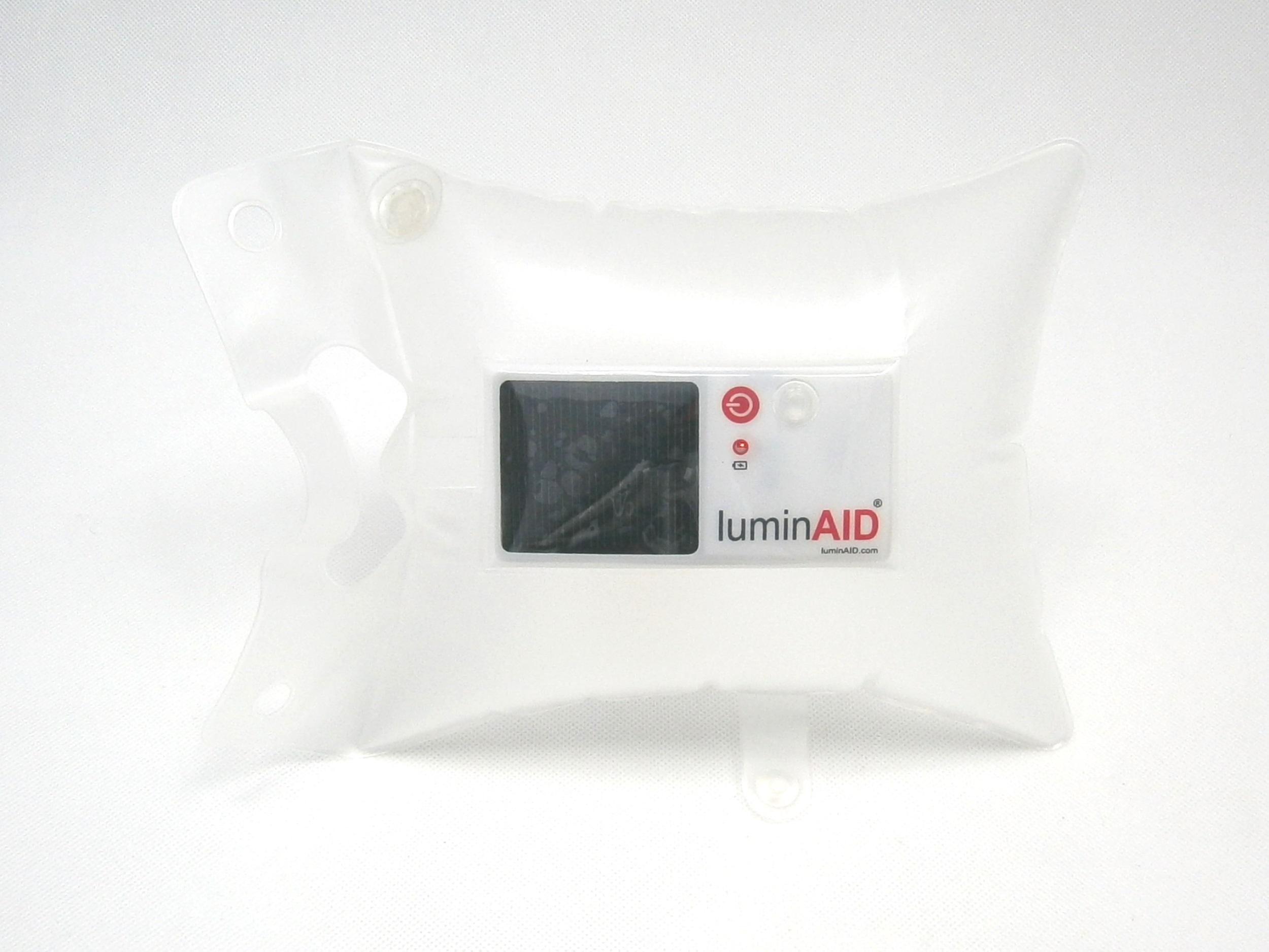 Skládací solární LED svítilna S130
