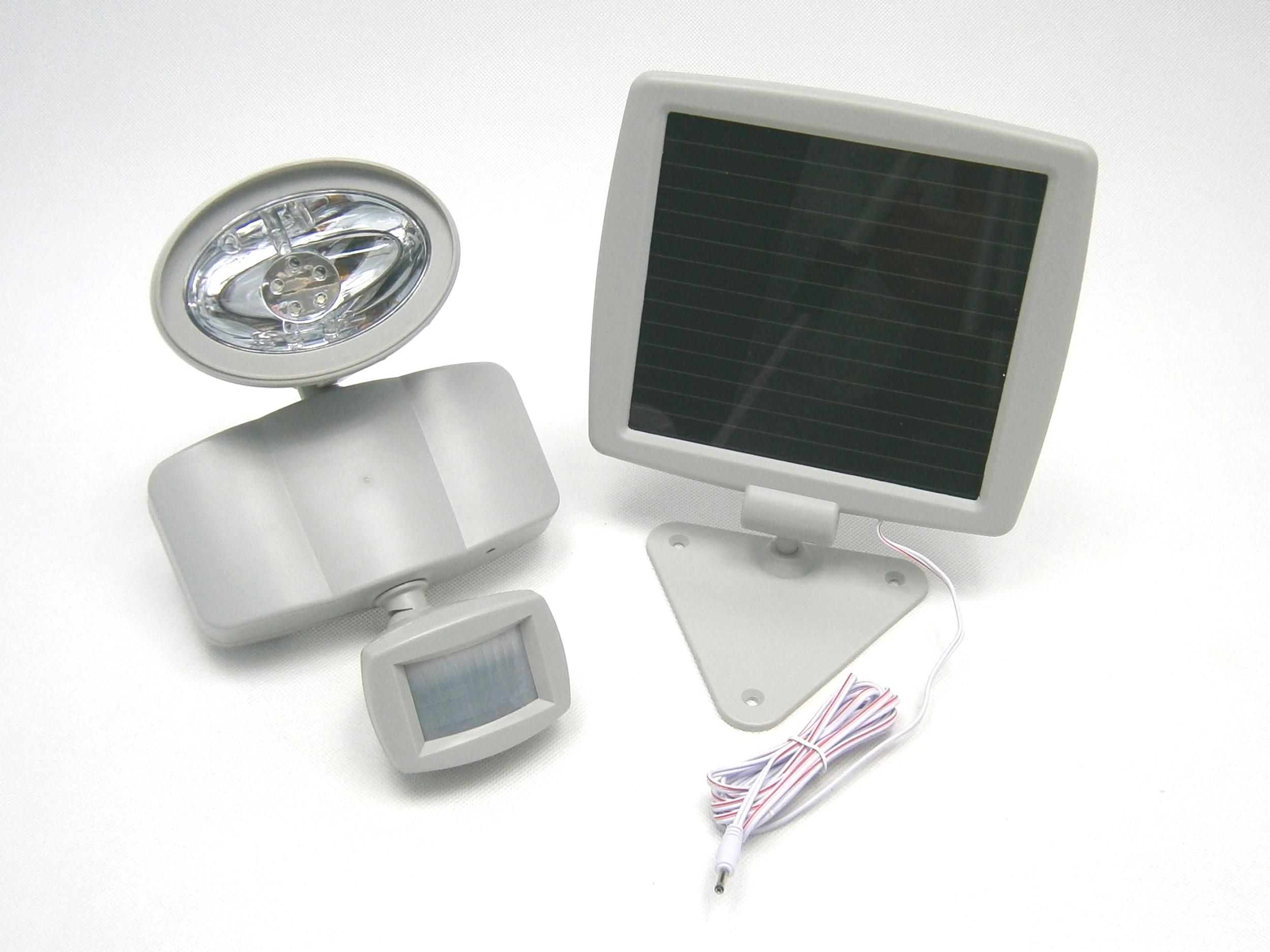 Solární LED svítidlo s pohybovým čidlem S133
