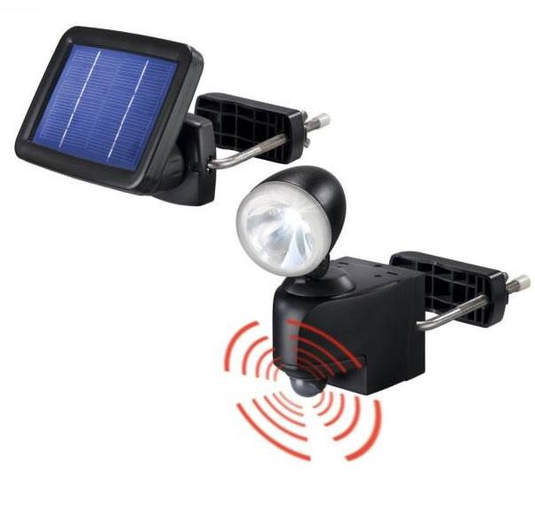 Solární PIR senzorový reflektor
