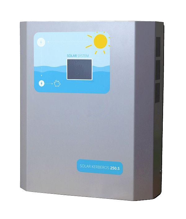Solar KERBEROS - fotovoltaický ohřev vody