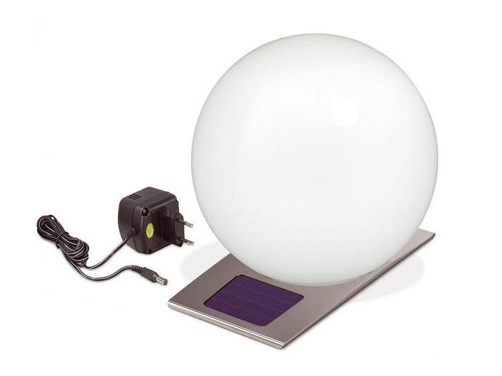Solární koule osvětlení Trendy 30