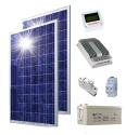 Solární systém 500Wp/12V, 220Ah (Akční cena)