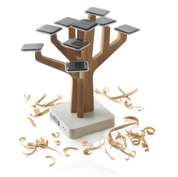 XD Design Suntree, solární nabíječka