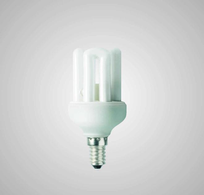 Úsporná kompaktní zářivka ECOLINES (ECO-4M 11W)