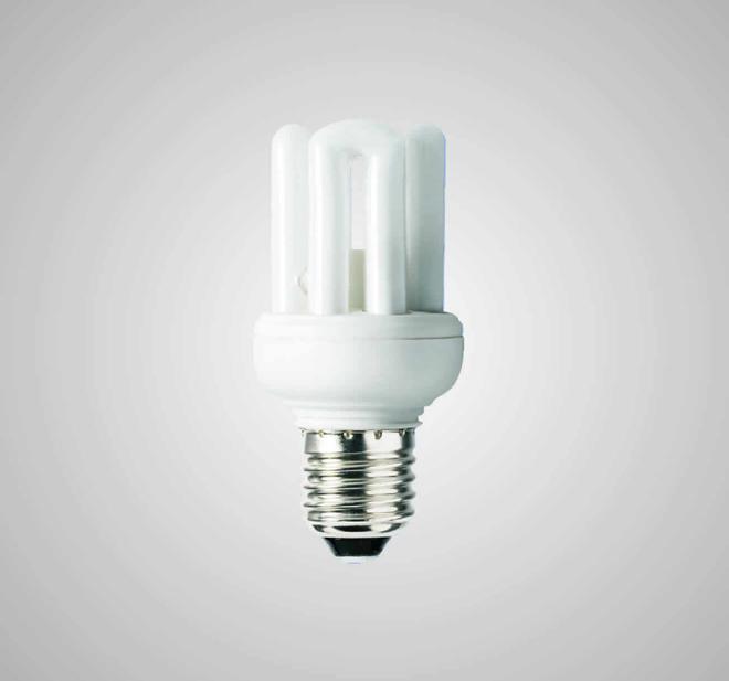 Úsporná kompaktní zářivka ECOLINES (ECO-4 11W)