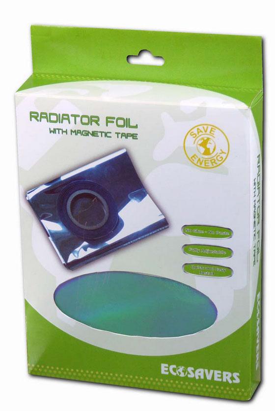 Reflexní fólie za radiátor Ecosavers