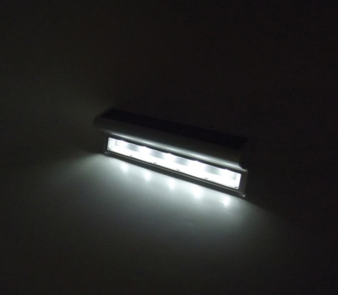 Nástěnné světlo na baterie