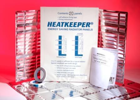 Heatkeeper - 10 panelů